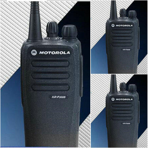 Motorola Wireless Two Way Radio