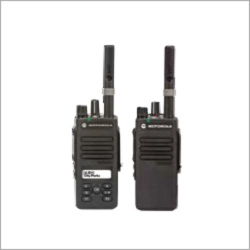 Digital Two-way Portable Radios