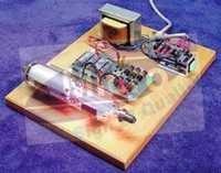 Helium Neon Laser Light