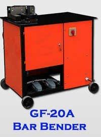 GF-20A bar bender