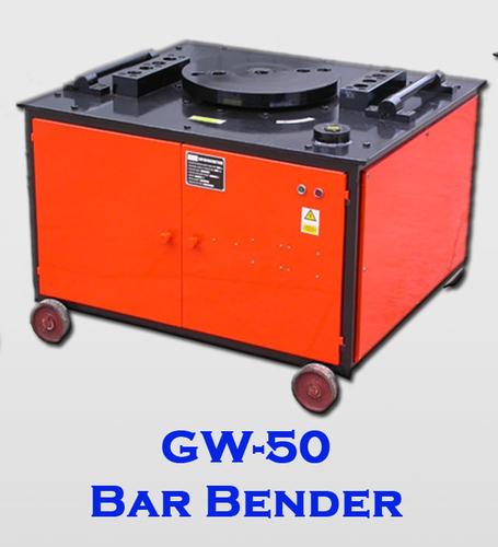 Gw-50 bar bender