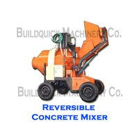 Reversible Concreter Mixer