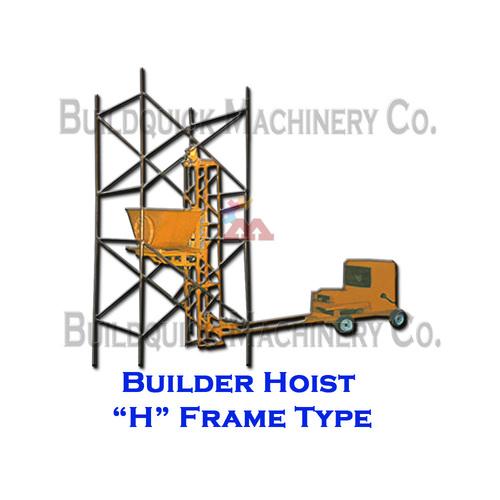 MP Builder Hoist Channel Type