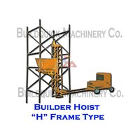 MP BUILDER HOIST CHANNEL TYPE