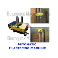 Automatic Plastering Machine