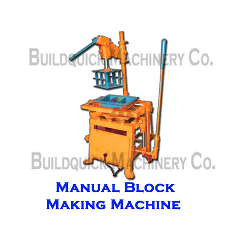 Concrete & Block Making Machines