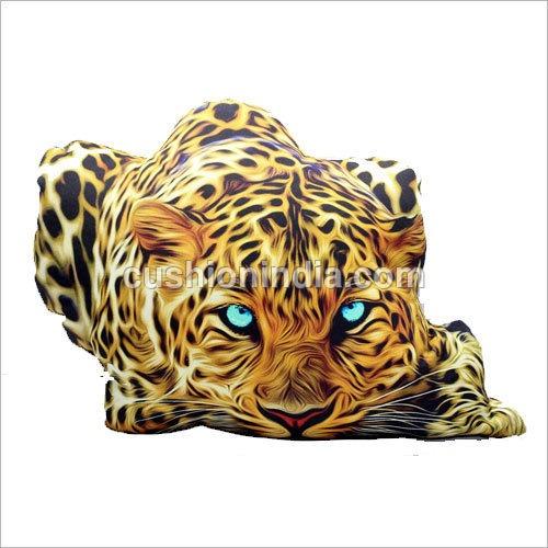 LEOPARD  Theme  Fiber  Filled  Stuff  Cushion