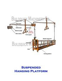 Suspended Hanging Platform