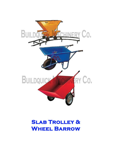 Slab Trolley & Wheel Barrow