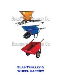 Slab Trolley & Wheel Barrow