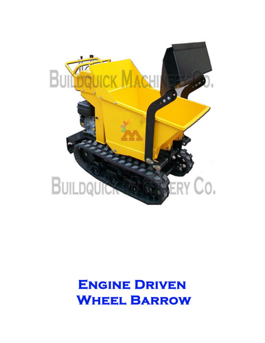 Engine Driven Wheel Barrow