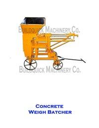Concrete Wiegh Batcher