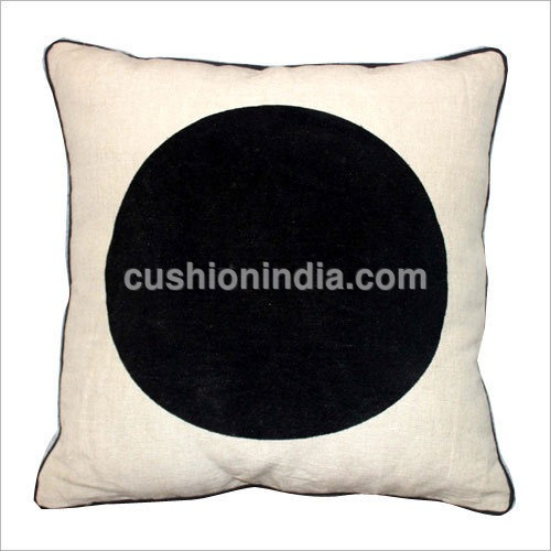 Cushion Printed Cover Art