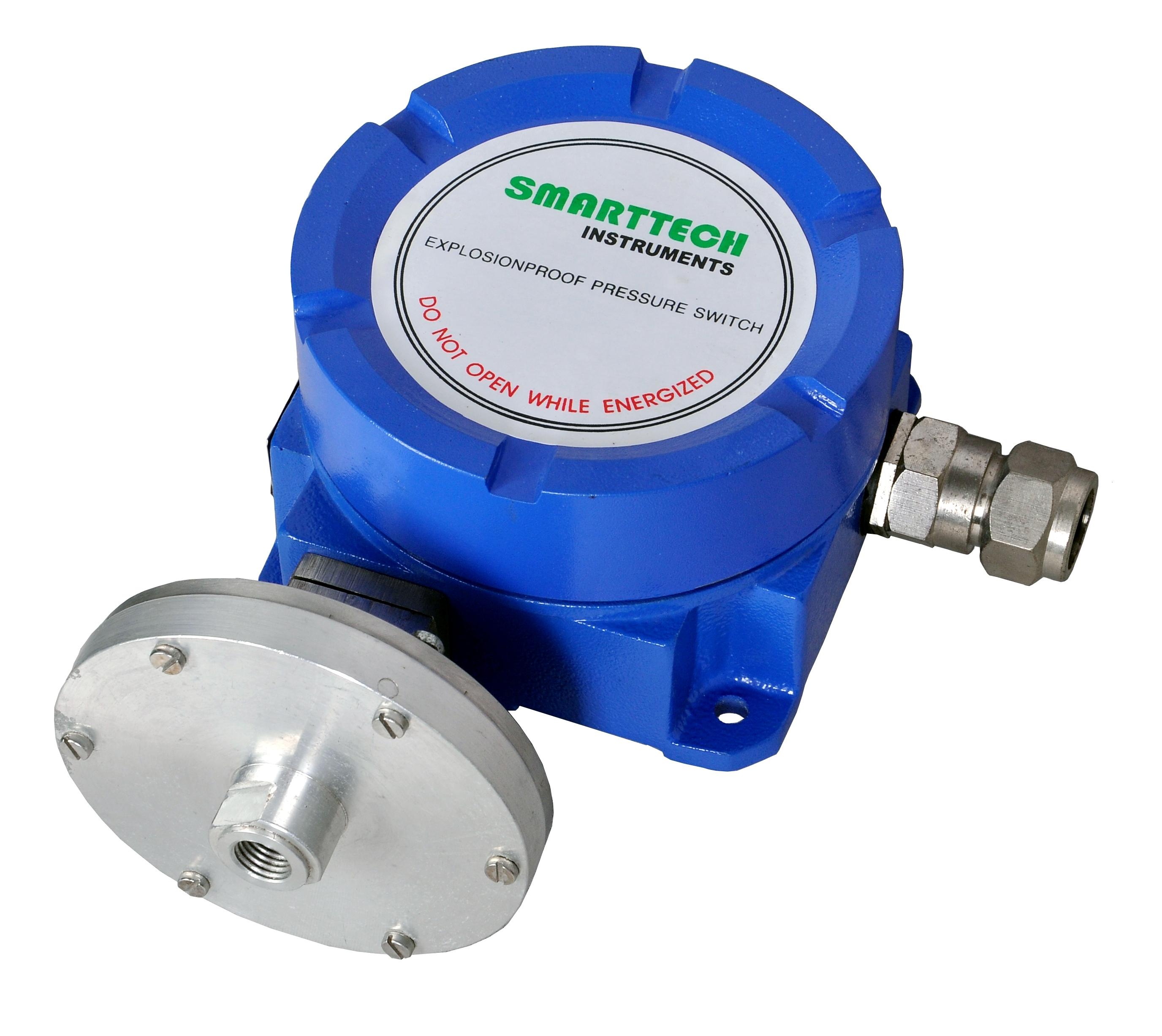 Flameproof Low Range Pressure Switch