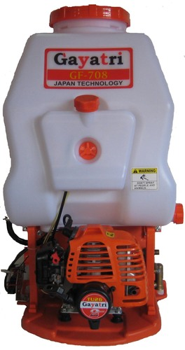 Gayatri Agriculture Knapsack Power Sprayer