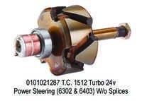 Rotor Assy. Tata T.C. Turbo 24v