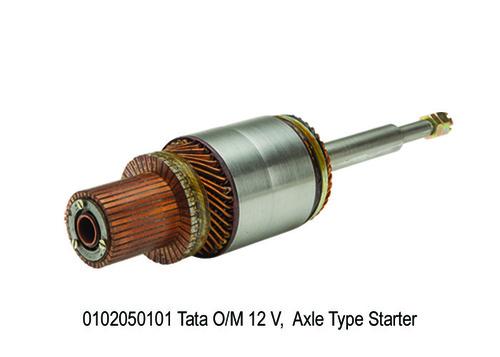 281 SY 101 Tata 12 V, Axle Type Starter