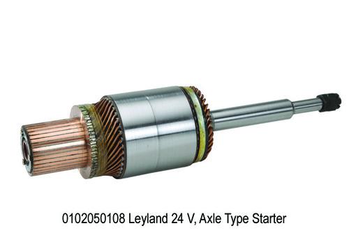 283 SY 108 Leyland 24 V, Axle Type Starter