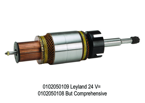284 SY 109 Leyland 24 V= Sy 108 But Comprehensive