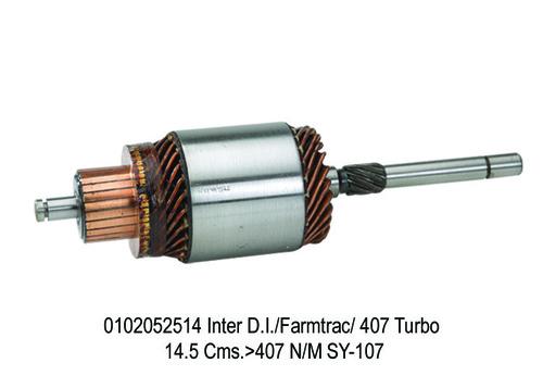 295 SY 2514 Inter D.I  Framtrac407 Turbo; Shaft  4