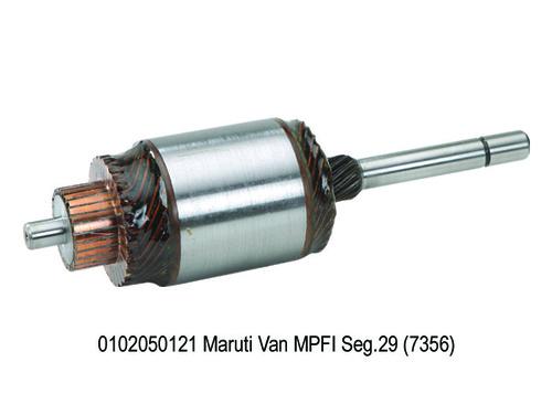 306 SY 121 Maruti Van MPFI