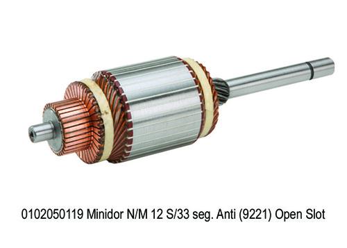 307 SY 119 Minidor NM
