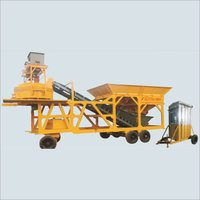 Mobile Batching Plant Compact