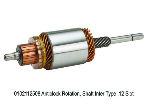 343 SY 2508 Anticlock Rotation, Shaft Inter Type