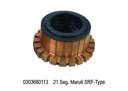 351 GLY 113 21 Seg. Maruti SRF-Type