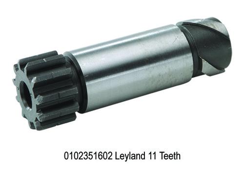 357 SY 1602 Leyland 11 Teeth