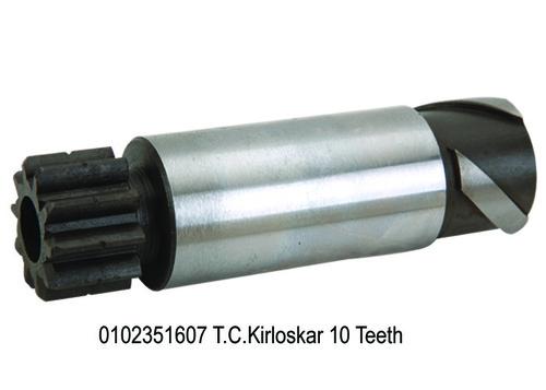 363 SY 1607 T.C.Kirloskar 10 Teeth
