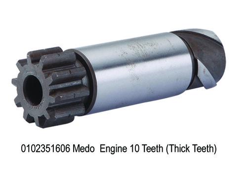 362 SY 1606 Medo Engine 10 Teeth (Thick Teeth)