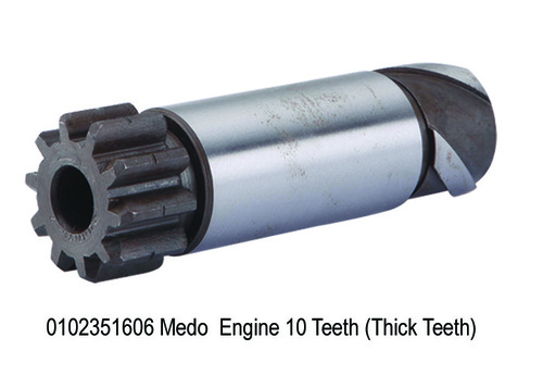 362 SY 1606 Medo Engine 10 Teeth (Thick Teeth)