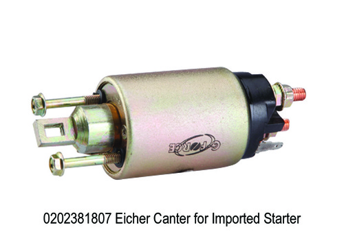371 GF 1807 Eicher Canter for Imported Starter