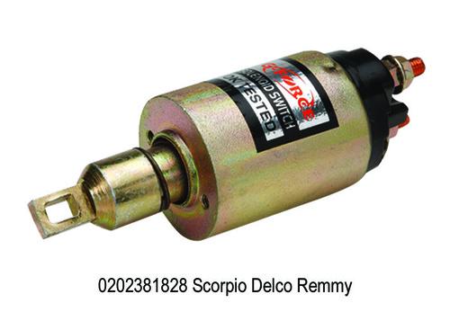 376 GF 1828 Scorpio Delco Remmy