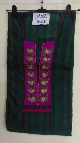 Cotton Unstitched Churidar Material
