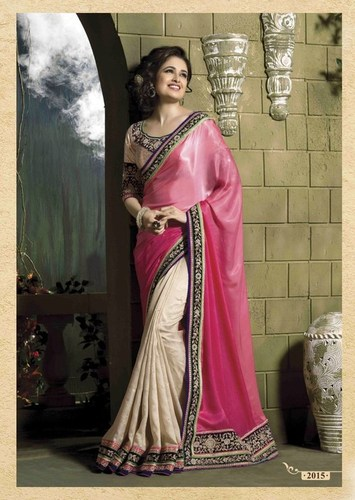 Heavy Embroided Sarees