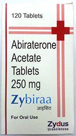 Abiraterone Acetate-Zybiraa