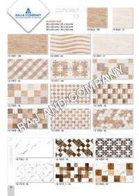Digital Kitchen Wall Tiles