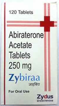 Zybiraa-Abiraterone Acetate