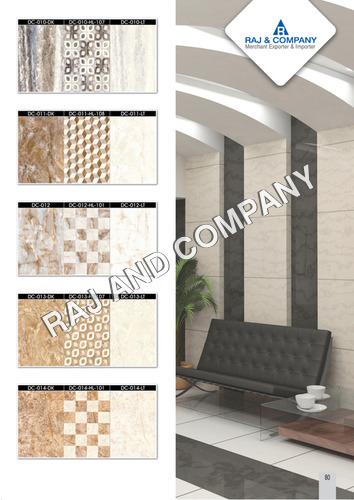 Digital Full Glazed Wall Tiles Certifications: Ce & Nsic