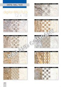 Digital Exterior Wall Tiles