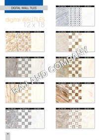Ceramic Printed Wall Tiles
