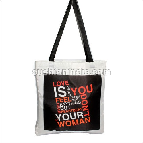 Silk Satin Shopping Bags - Theme based