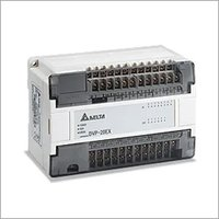 Delta PLC with Analog I/O DVP-EX2