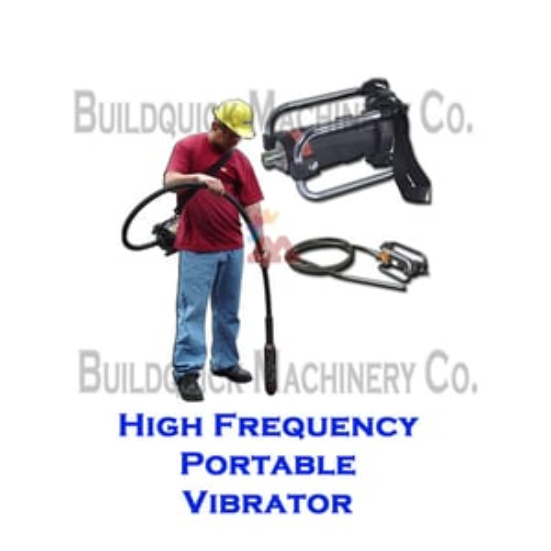 High Frequency Portable Vibrator