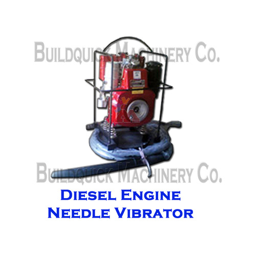 Diesel Engine Needle Vibrator