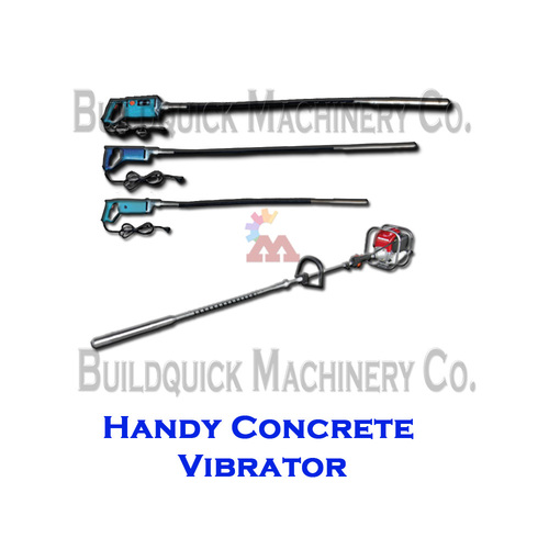 Handy Concrete Vibrator