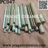 Cartridge Ceramic Tubes
