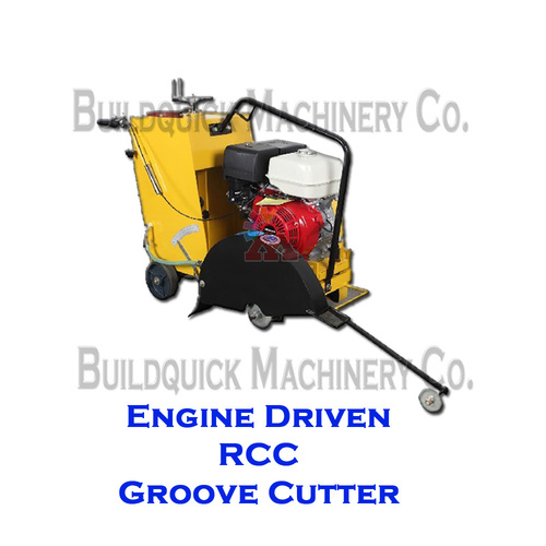 Engine Driven RCC Groove Cutter